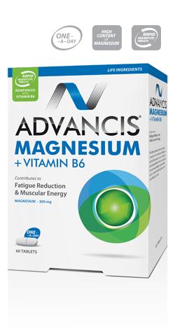 magnesium b vitamin
