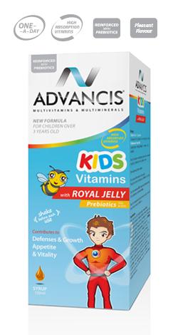 Kids Royal Jelly Advancis