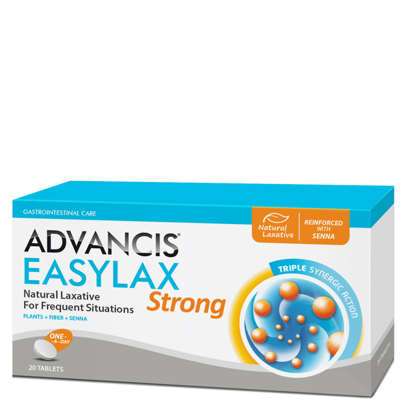 ADVANCIS EASYLAX STRONG