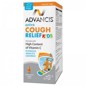 ADVANCIS EXTRA COUGH RELIEF KIDS