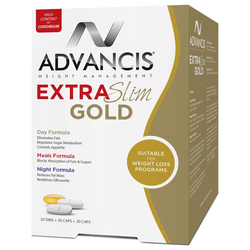 ADVANCIS EXTRA SLIM GOLD