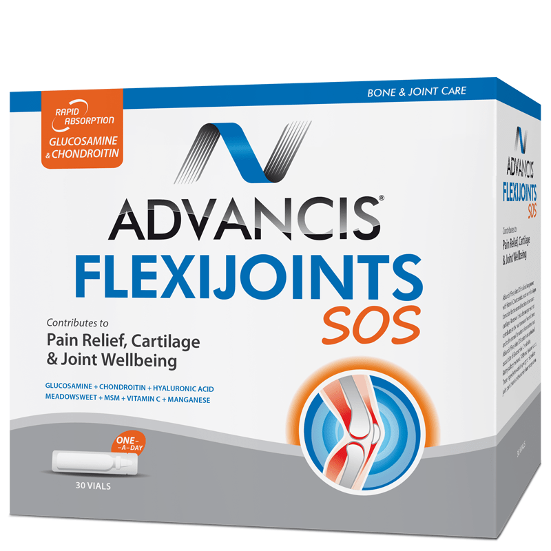 ADVANCIS FLEXIJOINTS SOS