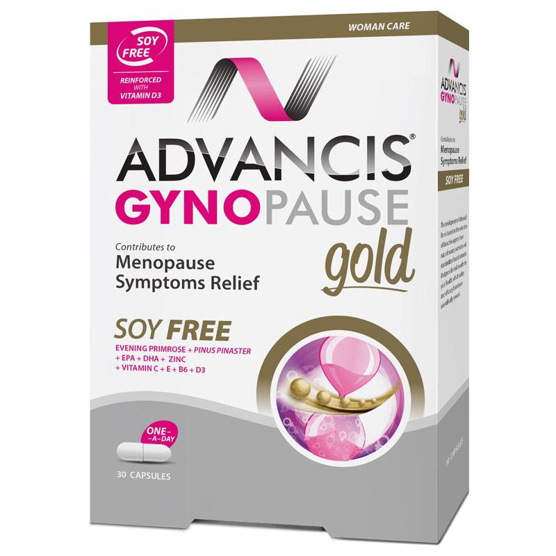 ADVANCIS GYNOPAUSE GOLD