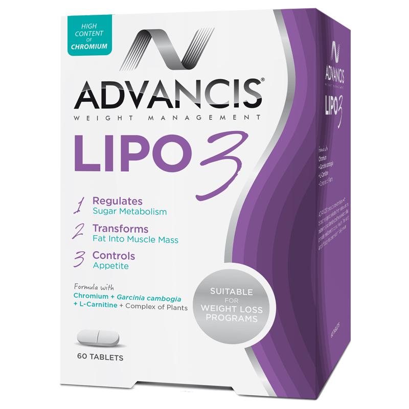 ADVANCIS LIPO 3