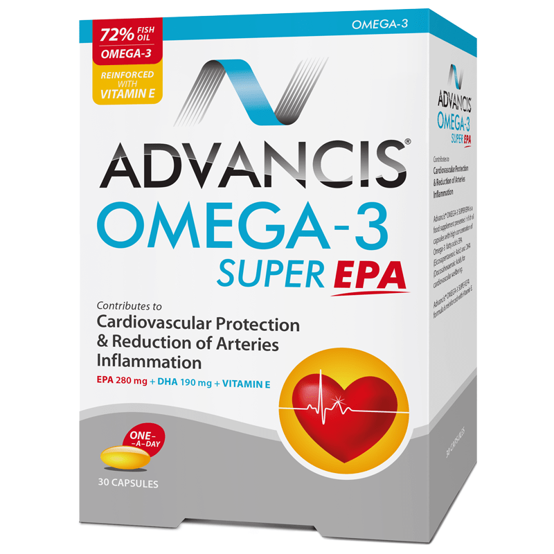 ADVANCIS OMEGA-3 SUPER EPA