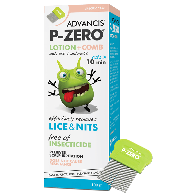 ADVANCIS P-ZERO LOTION