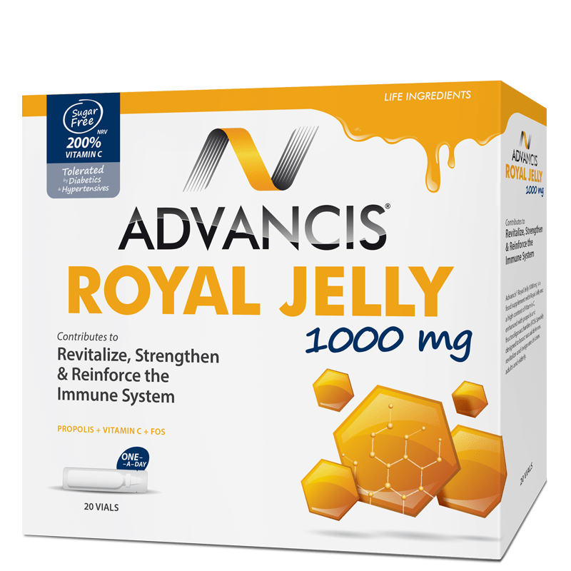 ADVANCIS ROYAL JELLY 1000mg