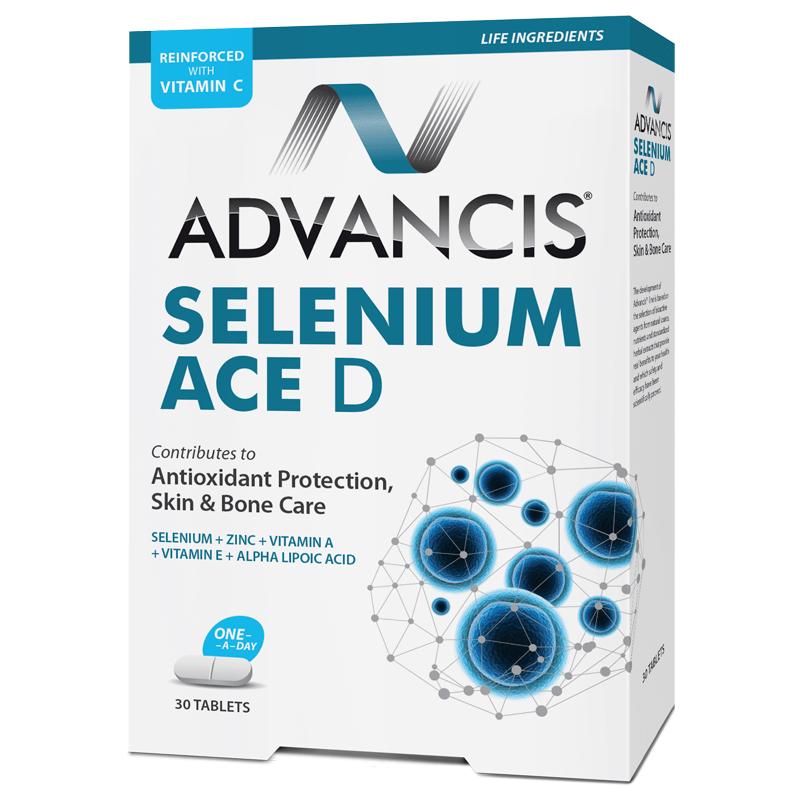 ADVANCIS SELENIUM ACE D
