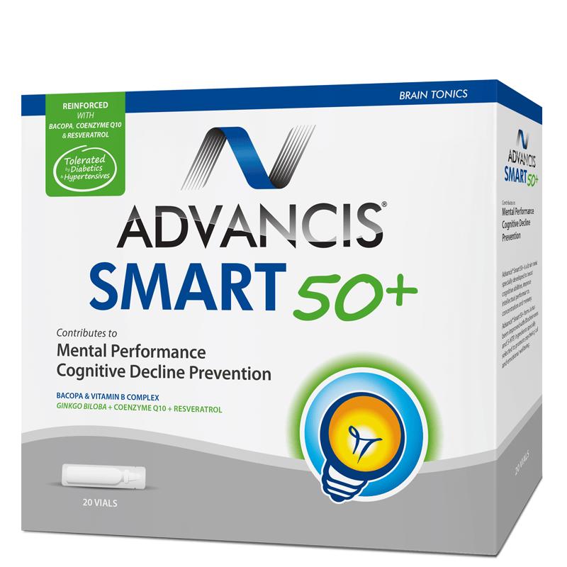 ADVANCIS SMART 50+